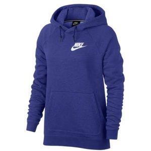 💎Royal blue Nike hoodie💎